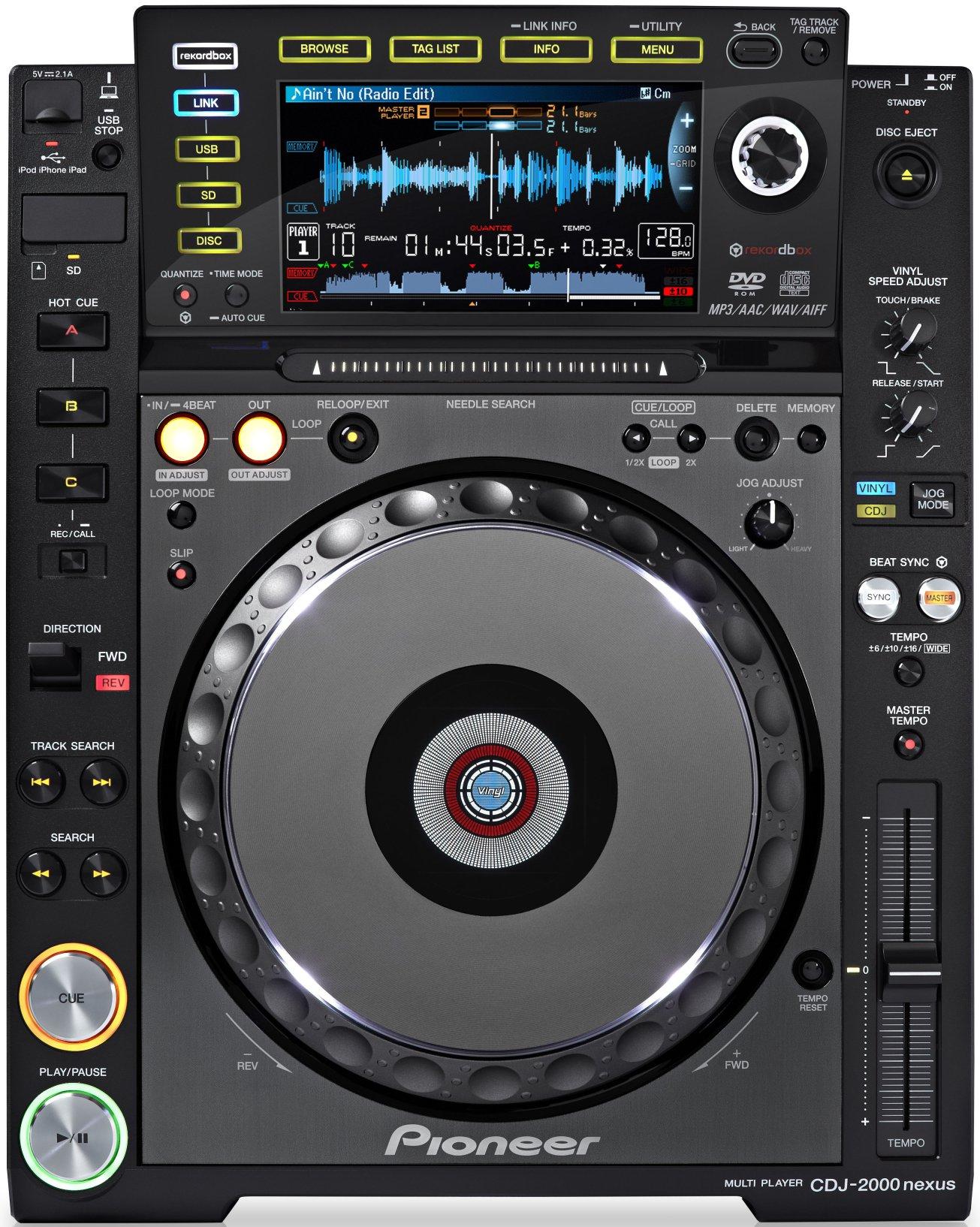 CDJ 2000 Nexus Image