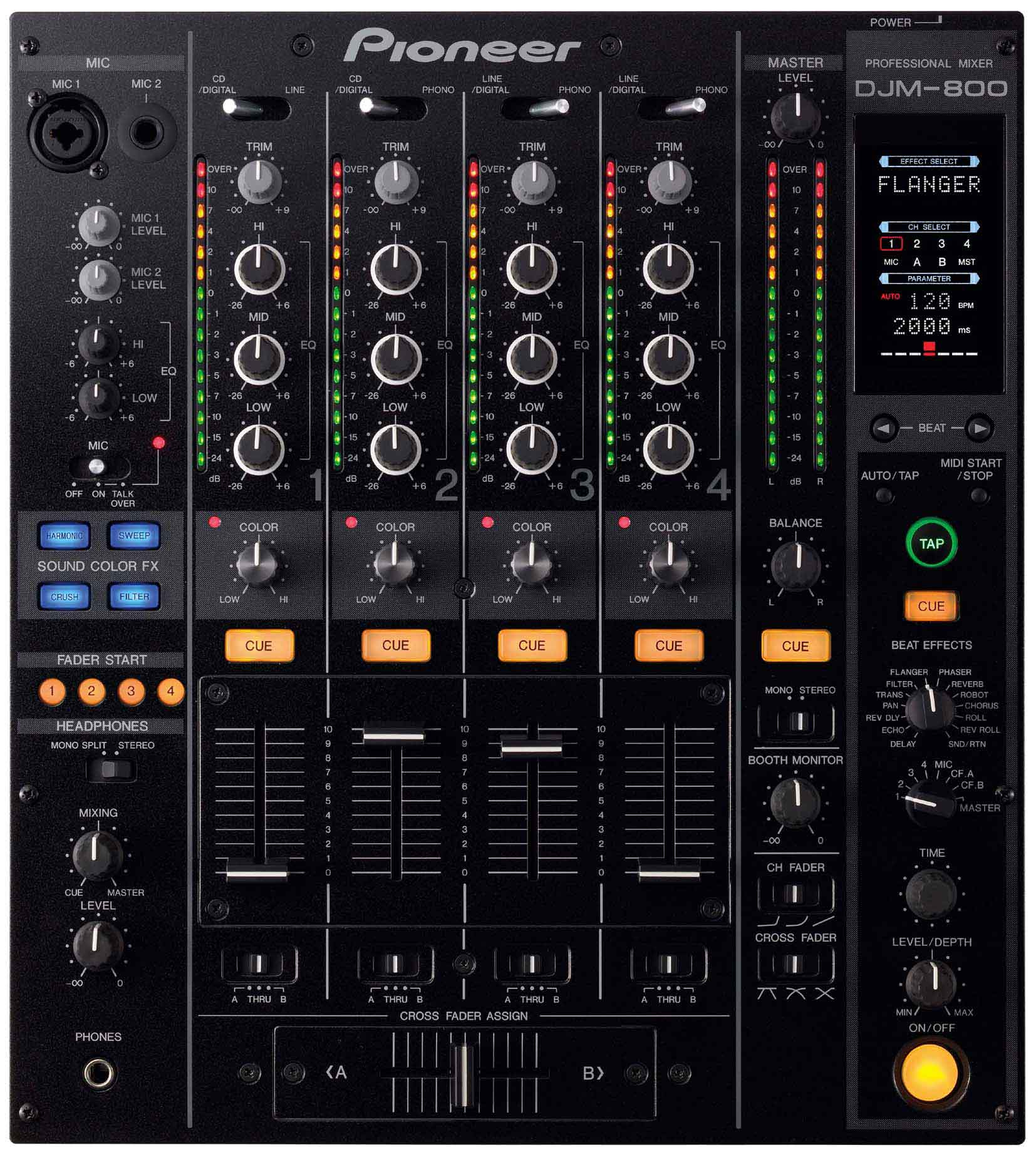 DJM 800 Image