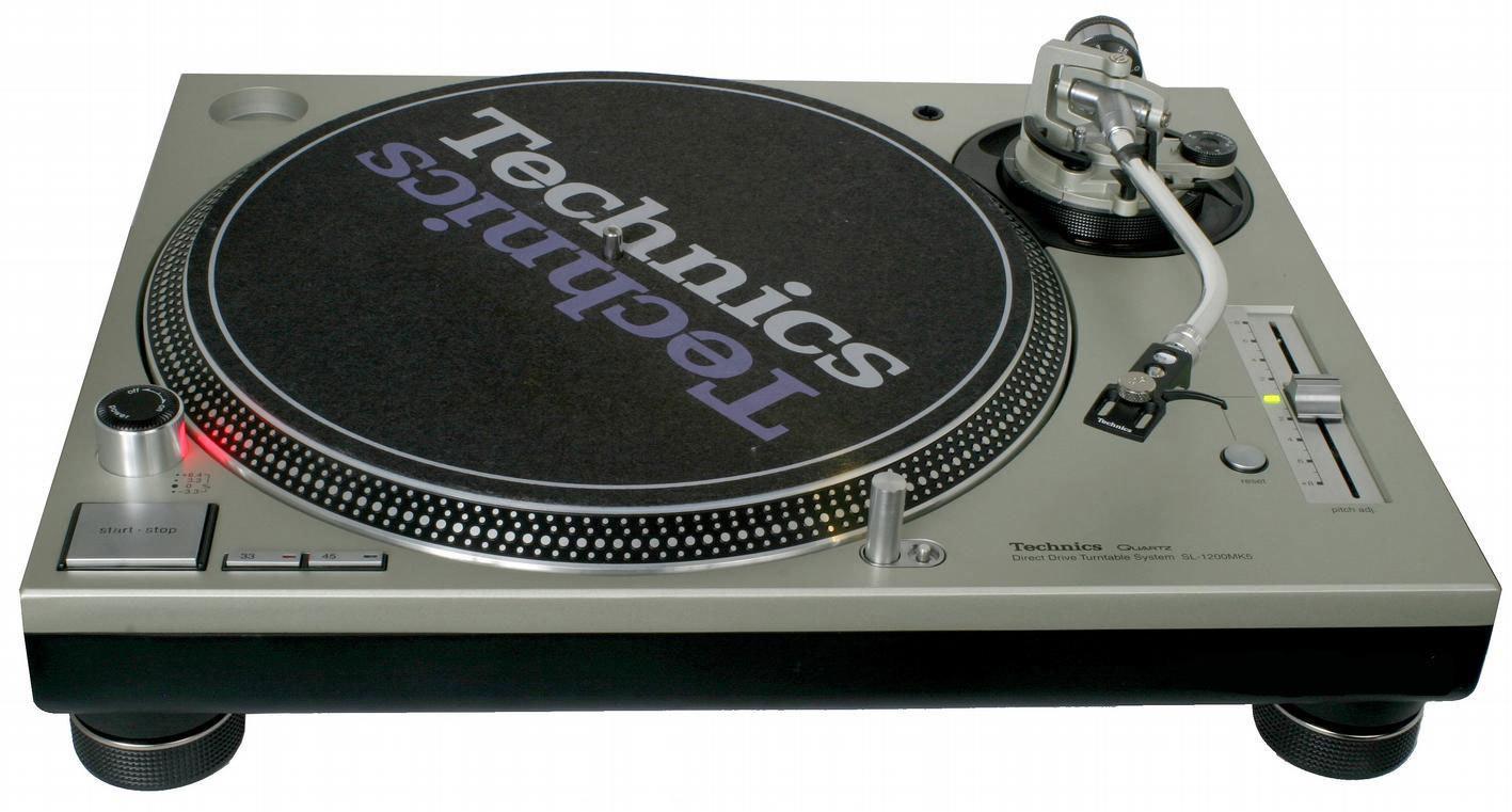 Technics SL1200MK5 Image